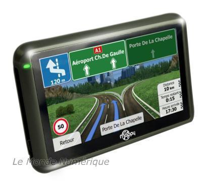 Deux nouveaux GPS Mappy avec mises à jour des cartes à vie