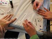 rabbin utilise nail pour enseigner Torah