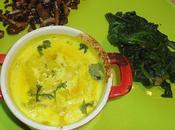 Cocotte lotte curry coriandre