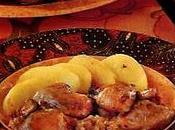 Cailles farcies pommes foie gras