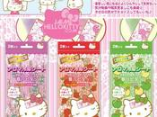bandes rafraichissantes Hello Kitty