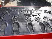 Handprint Ceremony: Kristen Stewart, Robert Pattinson Taylor LautnerJeudi Novembre 2011
