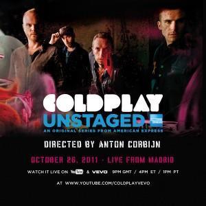 Coldplay par Anton Corbijn ? Moins bien que Depeche Mode en fait…