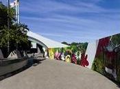 Stade Olympique: Murale planétarium