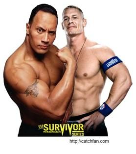 The Rock accepte la proposition de John Cena de faire équipe aux Survivor Series 2011 face à The Miz et R-Truth