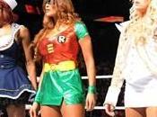 1ere challenger titre Championne Divas