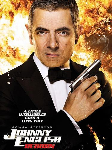 Critiques en vrac 55: Johnny English 2 – Tucker et Dale fightent le Mal – Invisible Target – The Woman