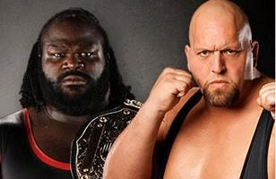 Championnat du monde poids Lourds entre Mark Henry et le Big Show après leur no contest à Vengeance 2011