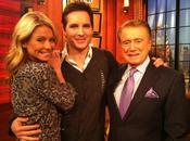 Peter Facinelli Regis Kelly Show