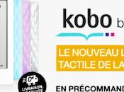 FNAC livre électronique partenariat avec Kobo