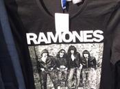 Ramones t-shirt H&M;