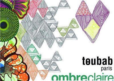 Toubab et Ombre Claire : créations communes