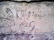 juillet 1809… graffiti bords Bièvre.