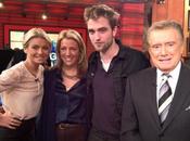 Robert Pattinson Regis Kelly