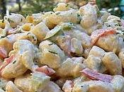 Salade macaroni style