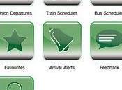 L'application mobile réseau Toronto