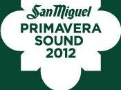 Primavera Sound 2012 club open