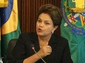 Dilma Rousseff s'en prend Angela Merkel