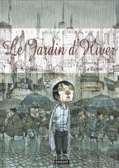 Couverture de Le Jardin d'Hiver - Dillies & La Padula