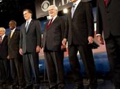 Photo candidats républicains course présidentielle de...