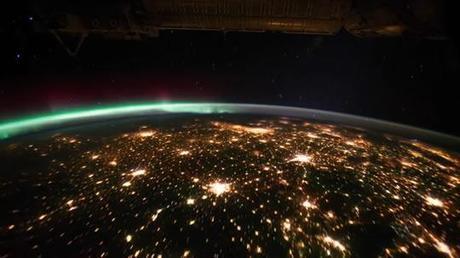 Earth, une vidéo timelapse depuis l'espace