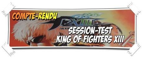 [COMPTE-RENDU] PreView : KING OF FIGHTERS XIII