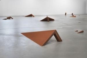 Micha Ullman, le sable et le fer