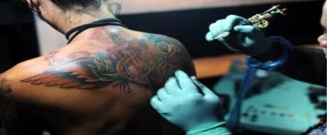 Des tatoues dans l'armee chinoise