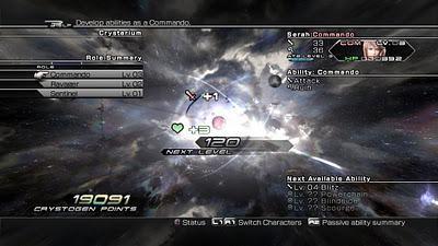 Nouvelles images pour FF XIII-2