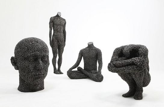 Sculpture by Seo Young Deok