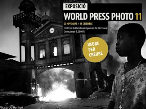 World Press Photo au CCCB de Barcelone