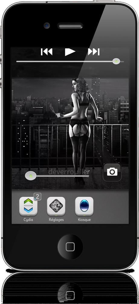 Multitaskin: Afficher le multitâche sur le lockscreen