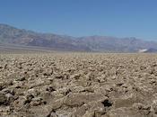Death Valley,la vallée mort: journée