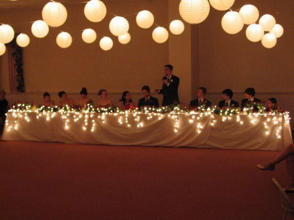 Decoration de mariage theme conte de f e d couvrir for Decoration lumineuse