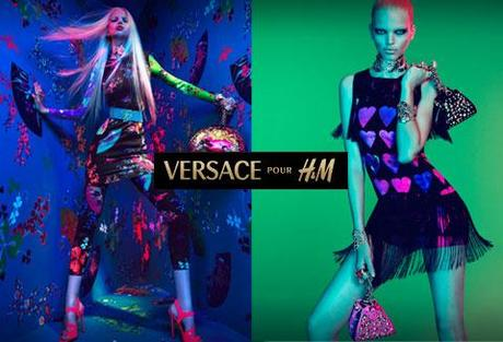 Versace pour H&M : sortie de la collection hiver 2011 2012 Versace chez H&M