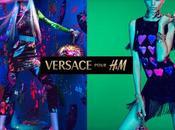 Versace pour H&M; sortie collection hiver 2011 2012 chez