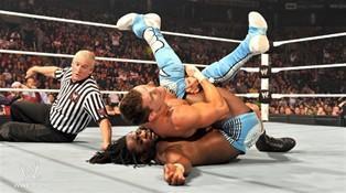 Cody Rhodes et son partenaire Hunico se sont imposés face à Kofi Kingston et Sin Cara