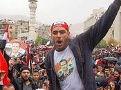 Syrie Damas, manifestants attaquent ambassades.