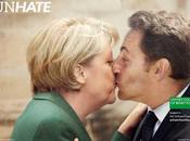 Publicité Bons baisers monsieur Toscani part Benetton