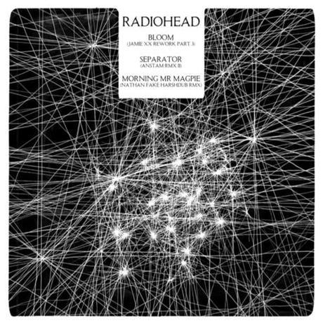 Radiohead: Bloom (Jamie xx Rework part III) - Stream On pensait...
