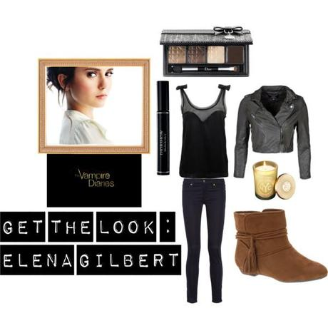 Get The Look : Elena Gilbert