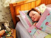 Maladie rare, cette fille dormi pendant mois