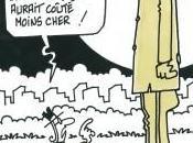 euros pour statue Général Gaulle regard Miège