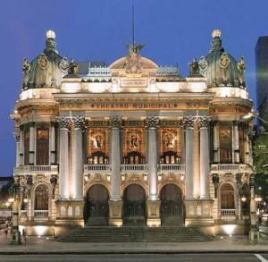 Le Theatro Municipal de Rio, un commentaire sur la Rusalka de l'Opéra de Montréal et les Rencontres lyriques internationales de Montréal