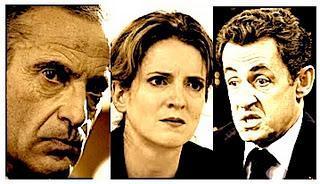 Nucléaire: les caricatures atomiques de Nicolas Sarkozy masquent sa peur.