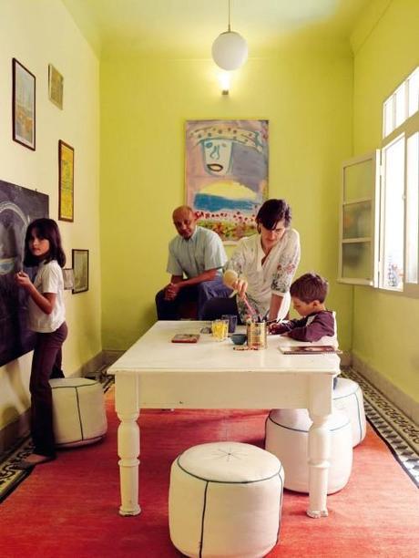 Le Riad de Zid Zid Kids à Marrakech