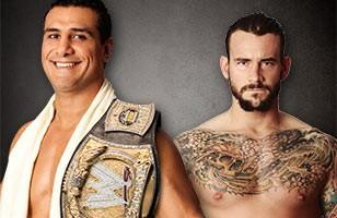 Championnat de la WWE : CM Punk tentera de conquérir la ceinture de Champion de la WWE détenue par Alberto Del Rio