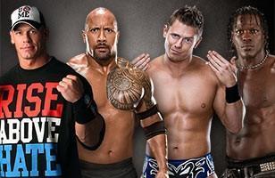 The Rock et John Cena en équipe feront tour pour botter les fesses de The Miz et R-Truth