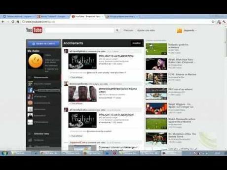 0 Comment obtenir le New Look de Youtube et comment activer le CosmicPanda