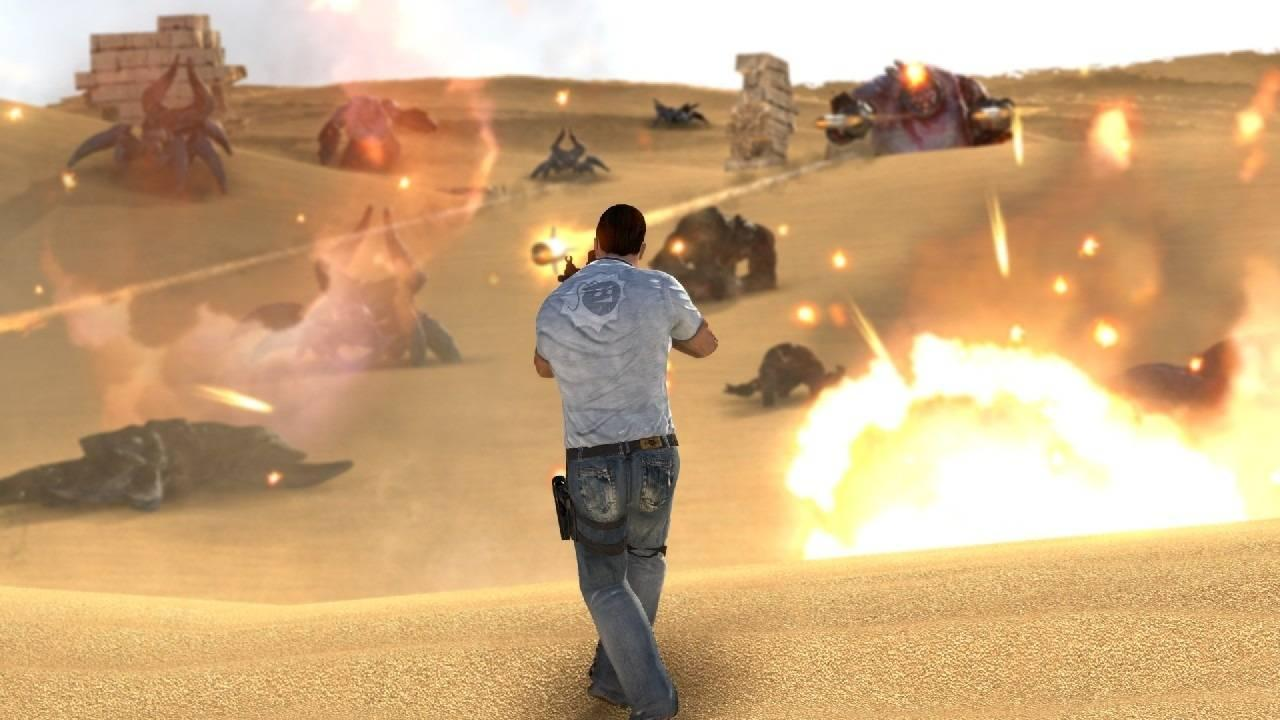 Serious Sam 3 : trailer de lancement